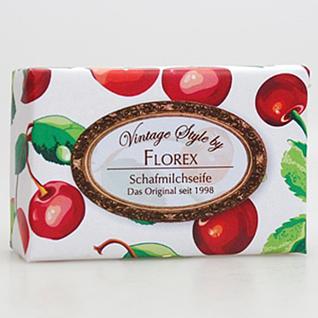 Granatapfel Florex Schafmilchseife Vintage Style 150g