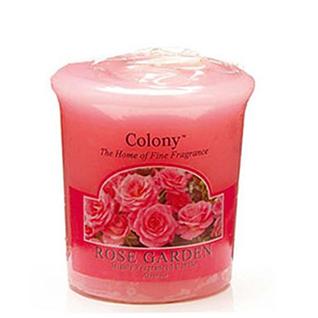 Rose Garden Duft Votivkerze Colony