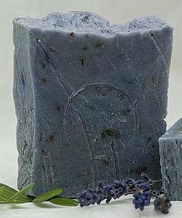 Lavendel kaltgerührt Schafmilchseife von Florex