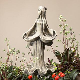 Blütentänzerin Glockenrebe von Zauberblume 28cm