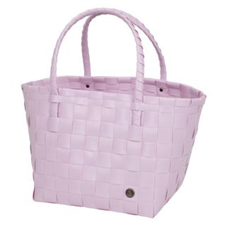 Shopper Paris uni powder pink von Handed By