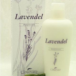 Lavendel Bodylotion 200 ml von LaNature