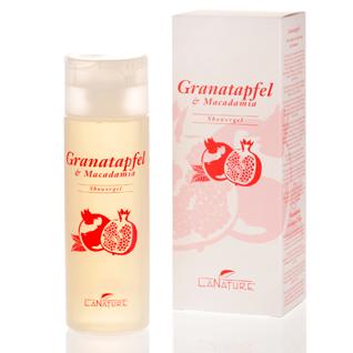 Granatapfel Duschgel 200 ml von LaNature