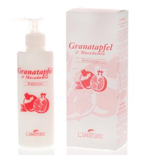 Granatapfel Bodylotion 200 ml von LaNature