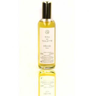 Pfirsich Raumspray von Savonnerie de Bormes Provence 100 ml