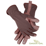 Lederhandschuhe von GardenGirl Gr. XL