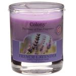 French Lavender Colony Duftkerze im Glas 35h