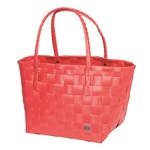 Shopper Paris uni red von Handed By