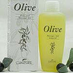 Olive Limone Massageöl 125 ml von LaNature