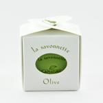 Olive Gästeseife 3 x 25g von LaNature