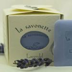 Lavendel Gästeseife 3 x 25g von LaNature