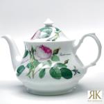 Teekanne 0, 9 Liter Redoute RoseRoy Kirkham