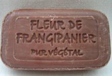 Fleur de Frangipani Pflanzenölseife Savonnerie de Bormes Provence 100g