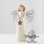 Engel des Lichtes Angel of Light Schutzengel von Willow Tree