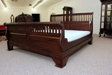 Wunderschönes Bett James Classic Mahagoni - Vorschau 2