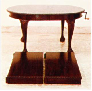 Chippendale Tisch chippendale tisch esstisch mahagoni verstellbar 300 cm kaufen bei manfred kiep einzelhandel