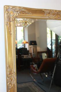 Spiegel Wandspiegel Farbe Gold mit Facettenschliff 70 x 90 cm - Vorschau 2