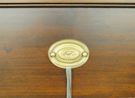 Kommode aus der Serie Vanessa Italy Mahagoni Handarbeit brown Walnuss Premium Qualität - Vorschau 4