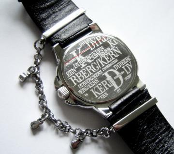 Dyrberg Kern Schmuck Uhr Collina S / Black SALE %% - Vorschau 5