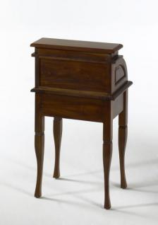 Englischer Sekretär Schreibtisch Mahagoni - Vorschau 3