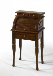 Englischer Sekretär Schreibtisch Mahagoni - Vorschau 2