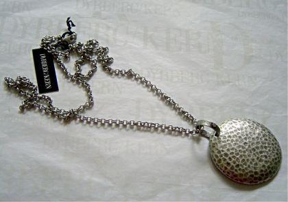 Dyrberg Kern Kette Embla antique silver - Vorschau
