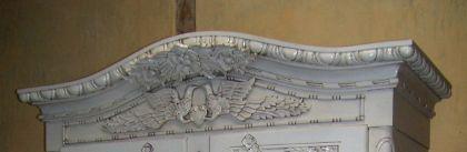 Kleiderschrank Hochzeitsschrank antik white Mahagoni massiv ein Traum - Vorschau 3