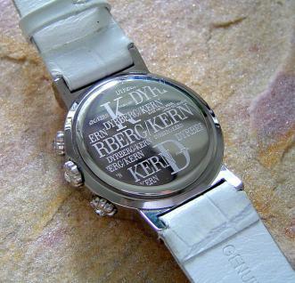 Dyrberg Kern Traumhafte Schmuck-Uhr ESPALLIER S/CRYSTAL Sale %%% Sale OVP 249 € - Vorschau 3