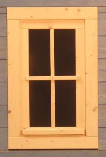 Gartenhausfenster 44 x 69 cm zum Öffnen Dreh-, Kipp - Vorschau 4