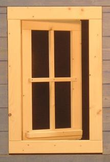 Gartenhausfenster 44 x 69 cm zum Öffnen Dreh-, Kipp - Vorschau 3