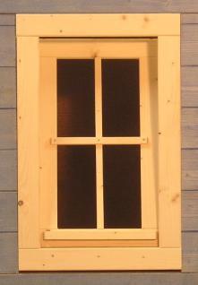 Gartenhausfenster, Carportfenster 44 x 69 cm zum Öffnen Kippfenster - Vorschau 3