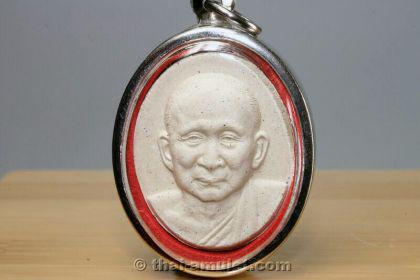 Thai Amulett seiner Heiligkeit Somdej Phra Sangkara - Vorschau 1
