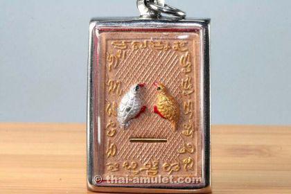 Luang Pho Noi Amulett für finanzielles Glück - Vorschau 2