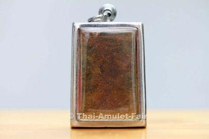 Original Phra Somdej Wat Rakhang Buddha Thai Amulet - Vorschau 4
