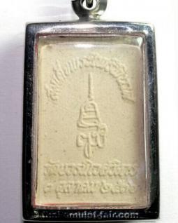 Geweihtes Thai Buddha Amulett vom 03.10.1993 - Vorschau 2