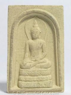 Geweihtes Thai Buddha Amulett vom 03.10.1993 - Vorschau 3