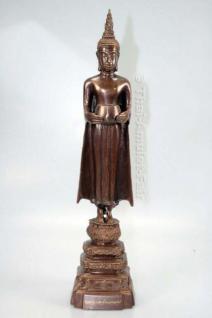 Geweihte Thai Buddha Statue Luang Pho Ban Laem
