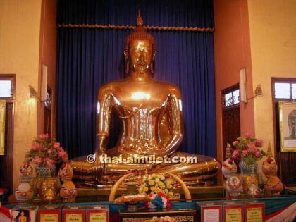 Phra Sivalee Statue Wat Traimit Golden Buddha - Vorschau 4