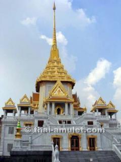 Phra Sivalee Statue Wat Traimit Golden Buddha - Vorschau 5