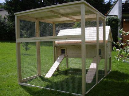 h hnerstall kaninchenstall peppo 303 kaufen bei. Black Bedroom Furniture Sets. Home Design Ideas