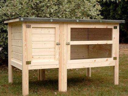 hasenstall kaninchenstall ronja kaufen bei ronalds holzladen. Black Bedroom Furniture Sets. Home Design Ideas