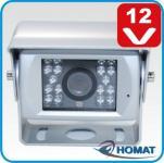 Rückfahrkamera 12V für Snooper S6400, S8000