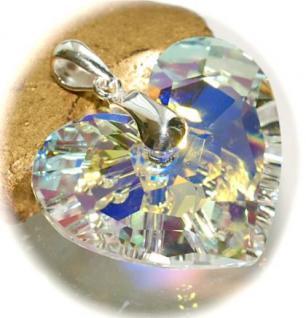 Anhänger Silber mit Original Swarovski Elements