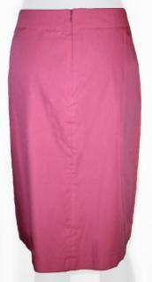 Tara Jarmon gerader Rock in rosa - Vorschau 2
