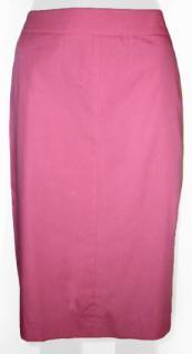 Tara Jarmon gerader Rock in rosa - Vorschau 1