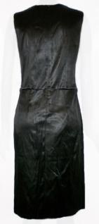 Claude Zana Kleid in schwarz - Vorschau 3