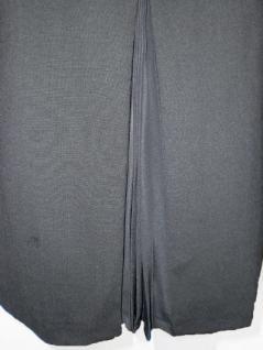 Claude Zana Kleid in schwarz - Vorschau 2