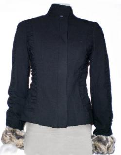 Isabel de Pedro (Mr Cat) Jacke in schwarz 4