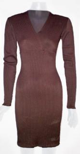 Feel Good Kleid in braun - Vorschau 1