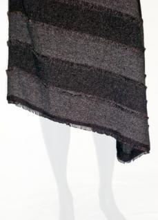Mayentl Kleid in braun gestreift - Vorschau 4